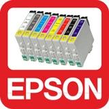 Картриджи струйные Epson
