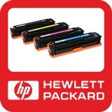 Картриджи лазерные HP Color