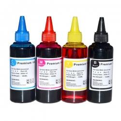 Чернила HP комплект из 4-цветов universal 100мл