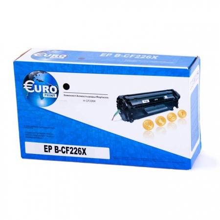 Картридж HP CF226X Euro Print