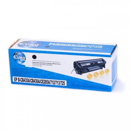 Картридж HP CB435A/CB436A/CE285A/Canon 712/713/725 Euro Print