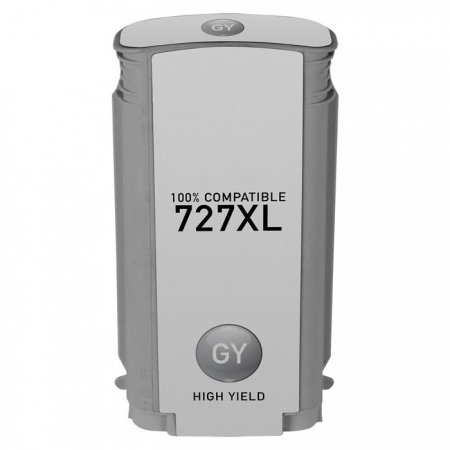 Картридж HP B3P24A Gray №727XL GRAND