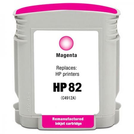 Картридж HP C4912A Magenta №82 GRAND