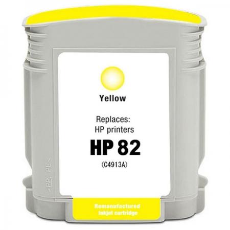 Картридж HP C4913A Yellow №82 GRAND