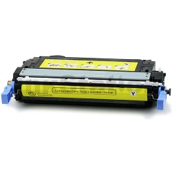 Картридж HP CB402A (№642A) Yellow (7,5K) OEM