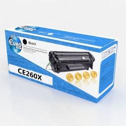 Картридж HP CE260X Black Euro Print