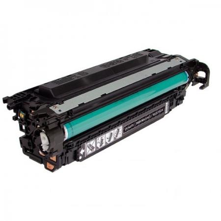 Картридж HP CE400X (507X) Black (11K) Euro Print