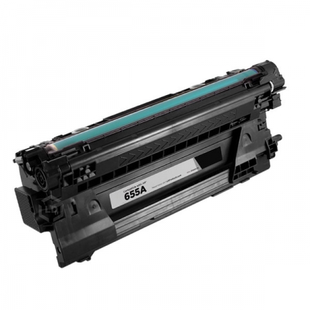 Картридж HP CF450A (№655A) Black (12,5K) Euro Print