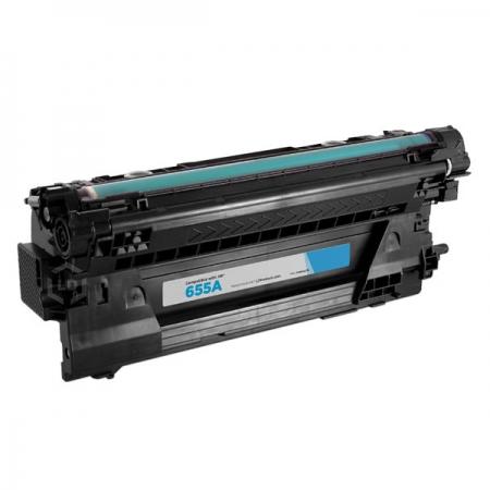 Картридж HP CF451A (№655A) Cyan (10,5K) Euro Print