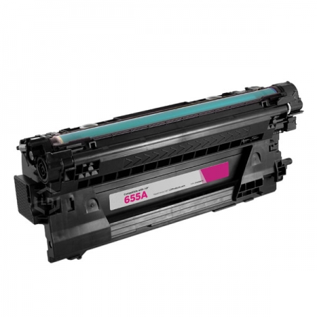 Картридж HP CF453A (№655A) Magenta (10,5K) Euro Print