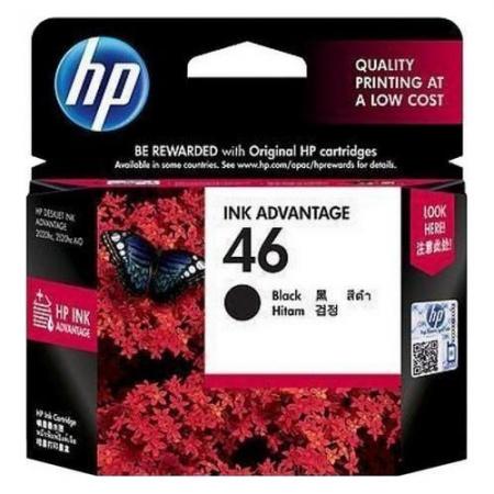 Картридж HP CZ637AE Black №46 ORIGINAL