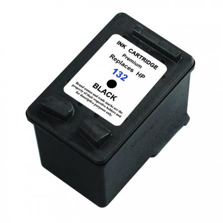 Картридж HP C9362HE Black,№132 GRAND