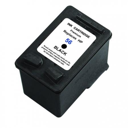 Картридж HP C6656AE Black,№56 GRAND