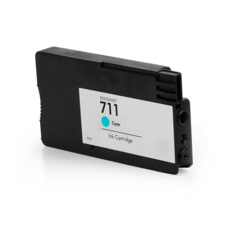 Картридж HP CZ130A Cyan №711 GRAND