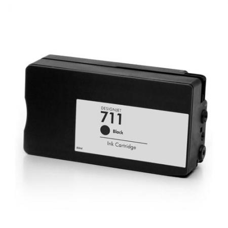 Картридж HP CZ129A Black №711 GRAND