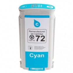 Картридж HP C9371A Cyan №72 JET TEK