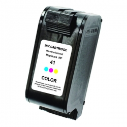 Картридж HP 51641AE Tri-color,№41 JET TEK