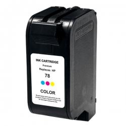 Картридж HP C6578DE Tri-color,№78 OEM