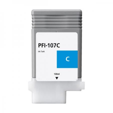 Картридж Canon PFI-107C Cyan GRAND