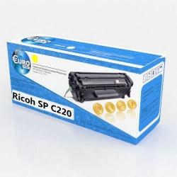 Картридж Ricoh SP C220 Yellow Euro Print