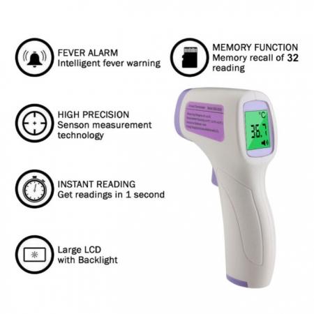Бесконтактный термометр AP-07