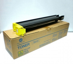 Тонер-картридж Konica-Minolta TN-210Y Yellow (12k)