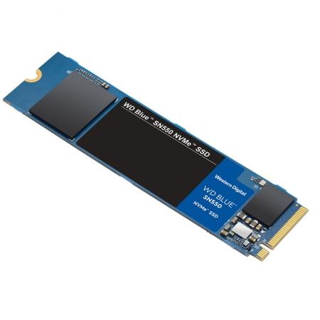 Твердотельный накопитель SSD 1TB WD BLUE SN550 3D NAND NVMe WDS100T2BOC