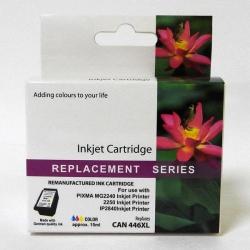Картридж Canon CL-446 Color JET TEK