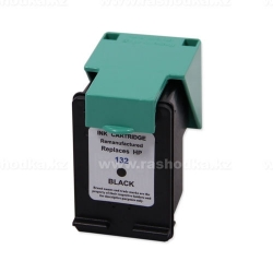 Картридж HP C9362HE Black,№132 JET TEK