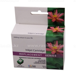 Картридж HP C9363HE Tri-color,№134 JET TEK
