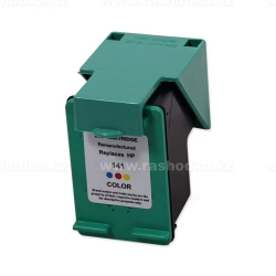 Картридж HP CB337HE Tri-color №141 JET TEK