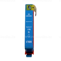 Картридж HP CB318HE №178XL (C) JET TEK