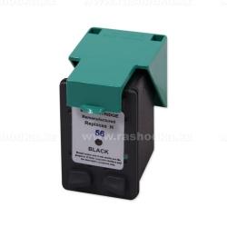 Картридж HP C6656AE Black,№56 JET TEK