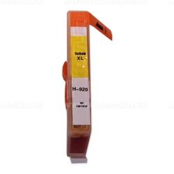 Картридж HP CD974AE Yellow №920 JET TEK