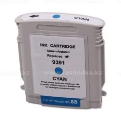 Картридж HP C9391AE № 88XL Cyan JET TEK