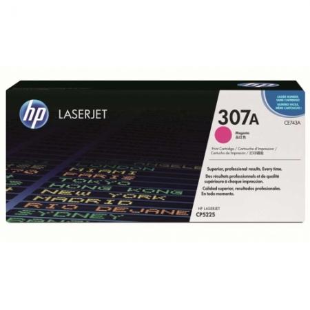 Картридж HP CE743A (307A) Magenta оригинал