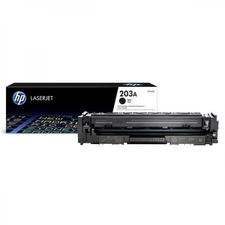Картридж HP CF540A (№203A) Black оригинал