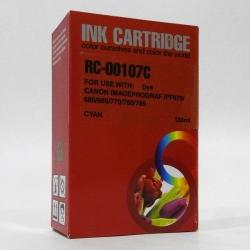 Картридж Canon PFI-107C Cyan JET TEK