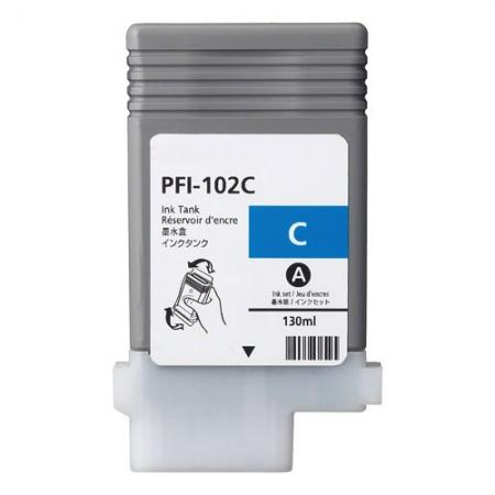 Картридж Canon PFI-102C Cyan GRAND