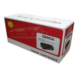 Картридж HP Q6002A/Canon 707 Yellow Retech