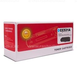 Картридж HP CC531A Cyan Retech