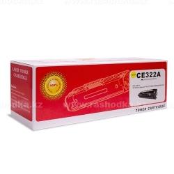 Картридж HP CE322A Yellow Retech