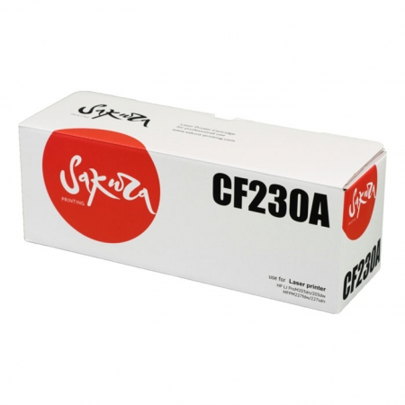 Картридж HP CF230A Sakura