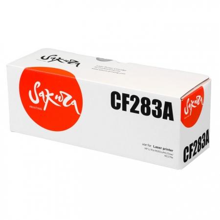 Картридж HP CF283A Sakura