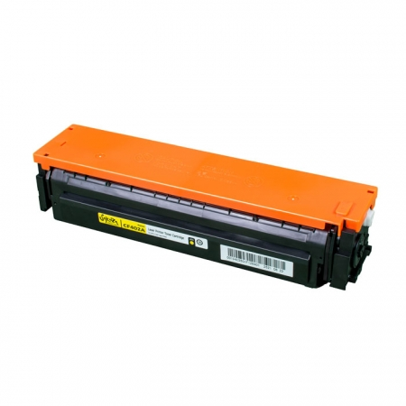 Картридж HP CF402A (№201A) Yellow Sakura