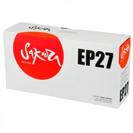 Картридж Canon EP-27 Sakura