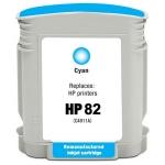 Картридж HP C4911A Cyan №82 GRAND