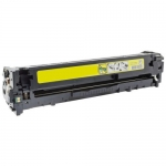 Картридж HP CE322A Yellow OEM