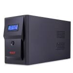 CW 2110 MUST line-interactive UPS 1000VA LCD USB RJ45 battery: 12V7AH*2 SCHUKO output