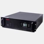 """EH 5112 MUST 19"""" rack on-line UPS 2000VA LCD RS232 RJ45 battery: 12V7AH*8"""
